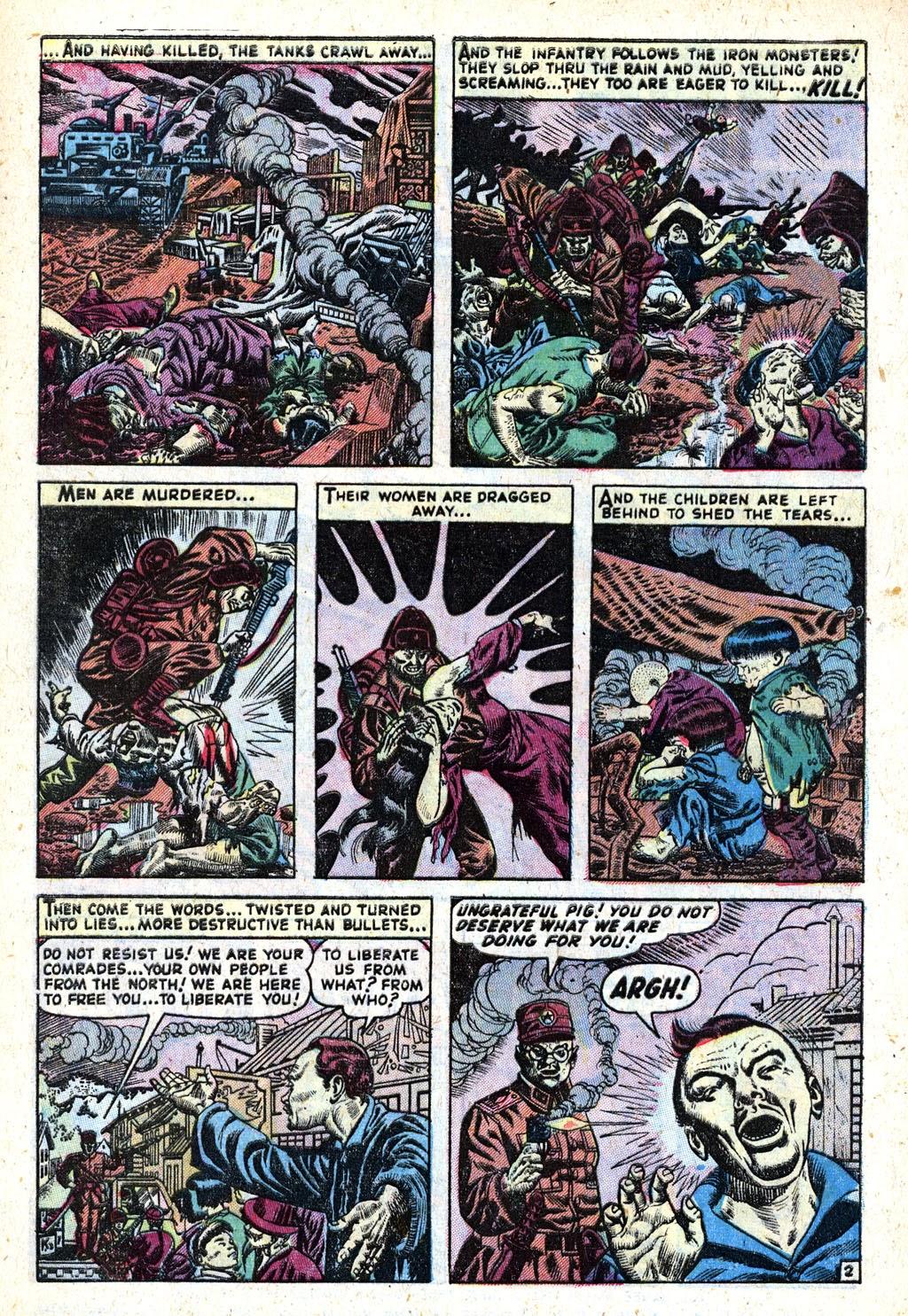War Adventures issue 2 - Page 4