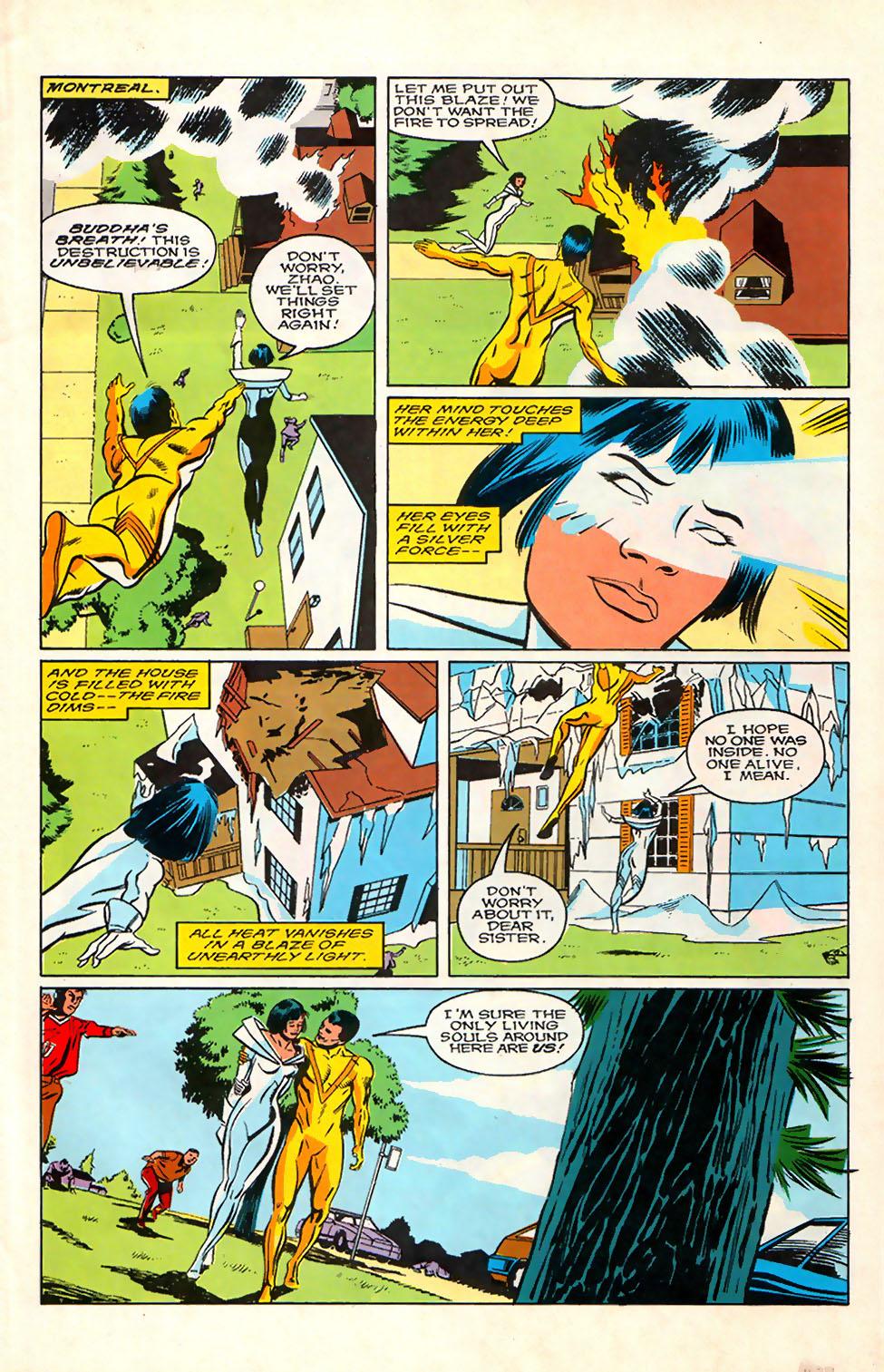 Read online Alpha Flight (1983) comic -  Issue #76 - 10