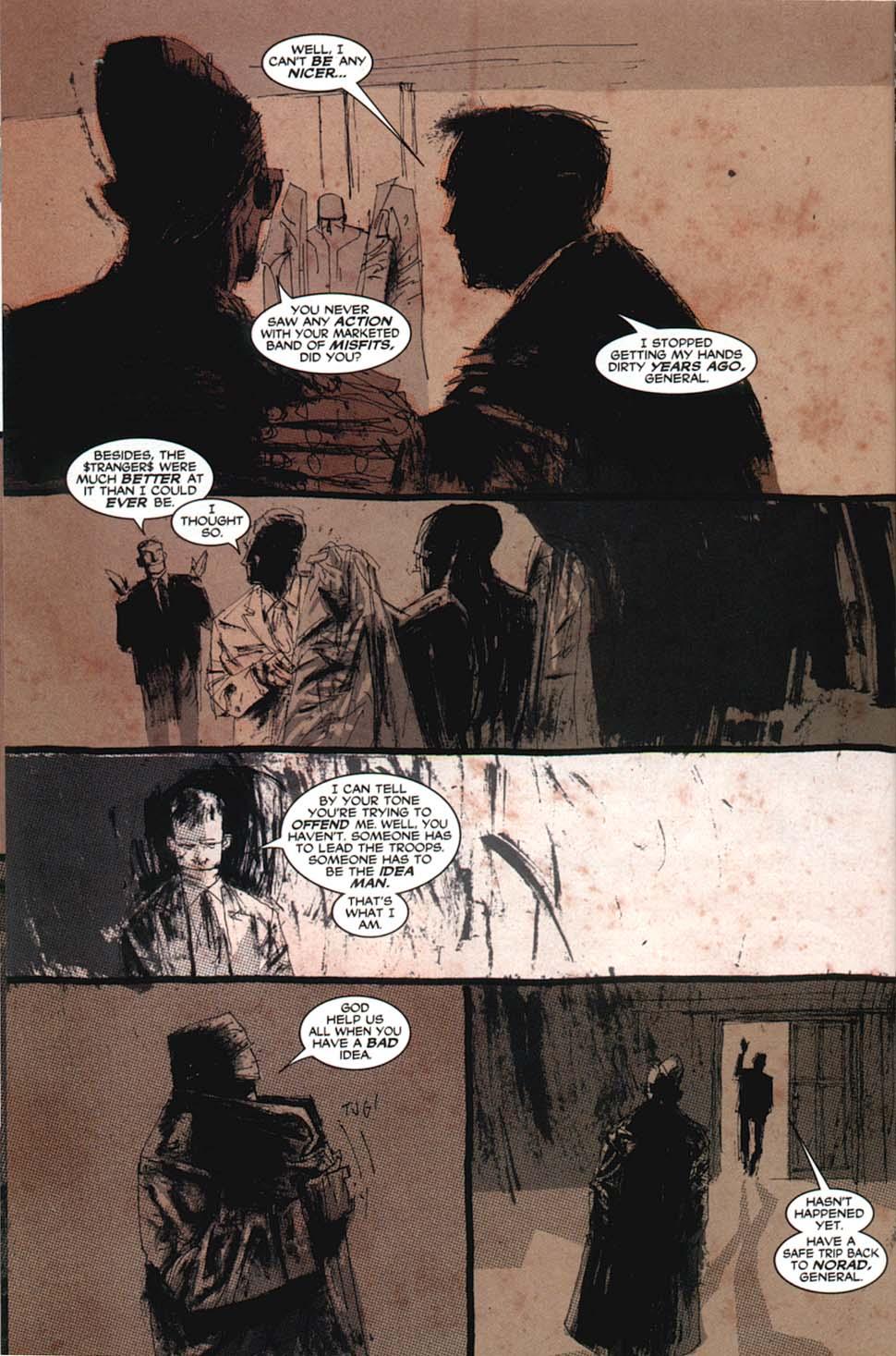 Read online Automatic Kafka comic -  Issue #8 - 19