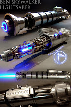 Ben Skywalker lightsaber