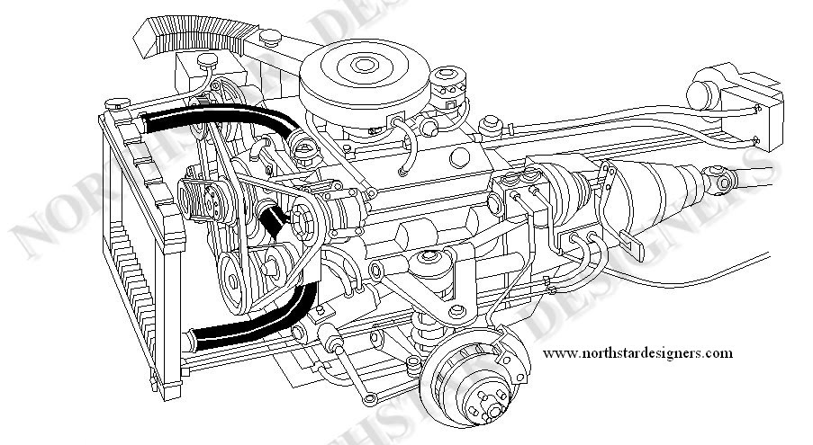 CAD Services NorthStar Designers: Mechanical Drawings