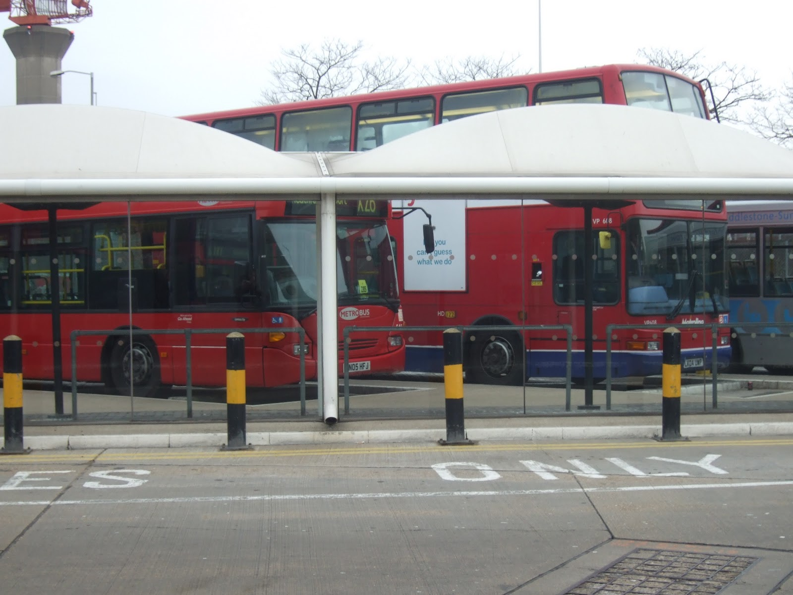 London Buses And Now London S Museums The Number 140 Route