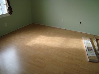 New Floors! WOOHOO!