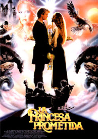 póster de la película La princesa prometida