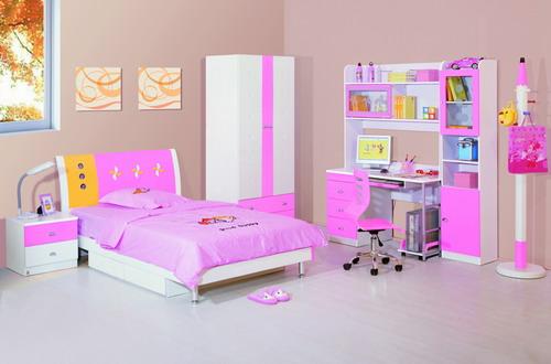 Nice bedroom for kids - Small bedroom design for children