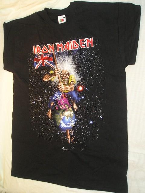 emmet garage sale: Iron Maiden - 2007 Download Festival Tour