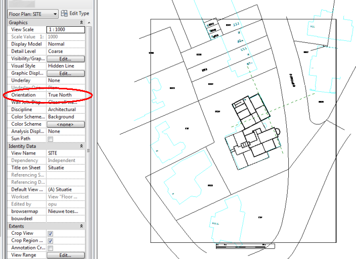 Revit in Motion: Getting the North Arrow right