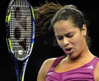 Black Tennis Pro's Ana Ivanovic Billie Jean King Cup