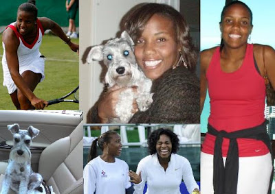 Black Tennis Pro's Mashona Washington Conversations