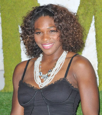 Black Tennis Pro's Serena Williams 2009 Wimbledon Champions Ball