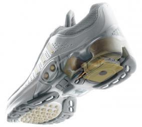 tecnologia fan: tecnologia electronica Adidas la zapatilla