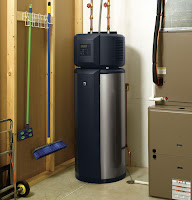 Then We Learned Of The Newly Introduced Hybrid Water Heater From General Electric Their Model Geh50dnsrsa Ge Claims That This New Heat Pump