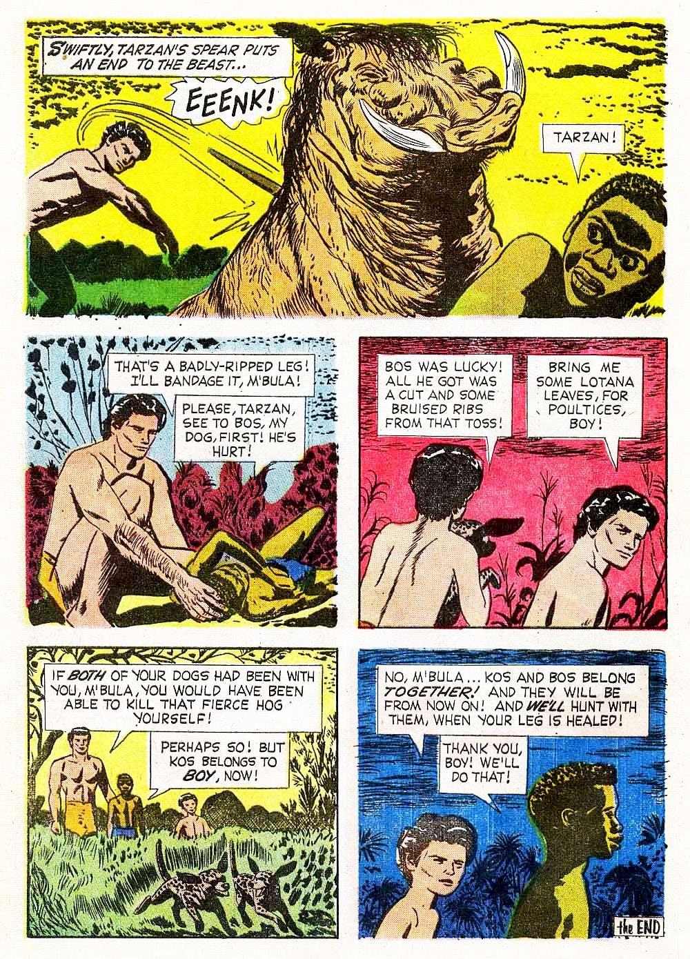Tarzan (1962) issue 136 - Page 28