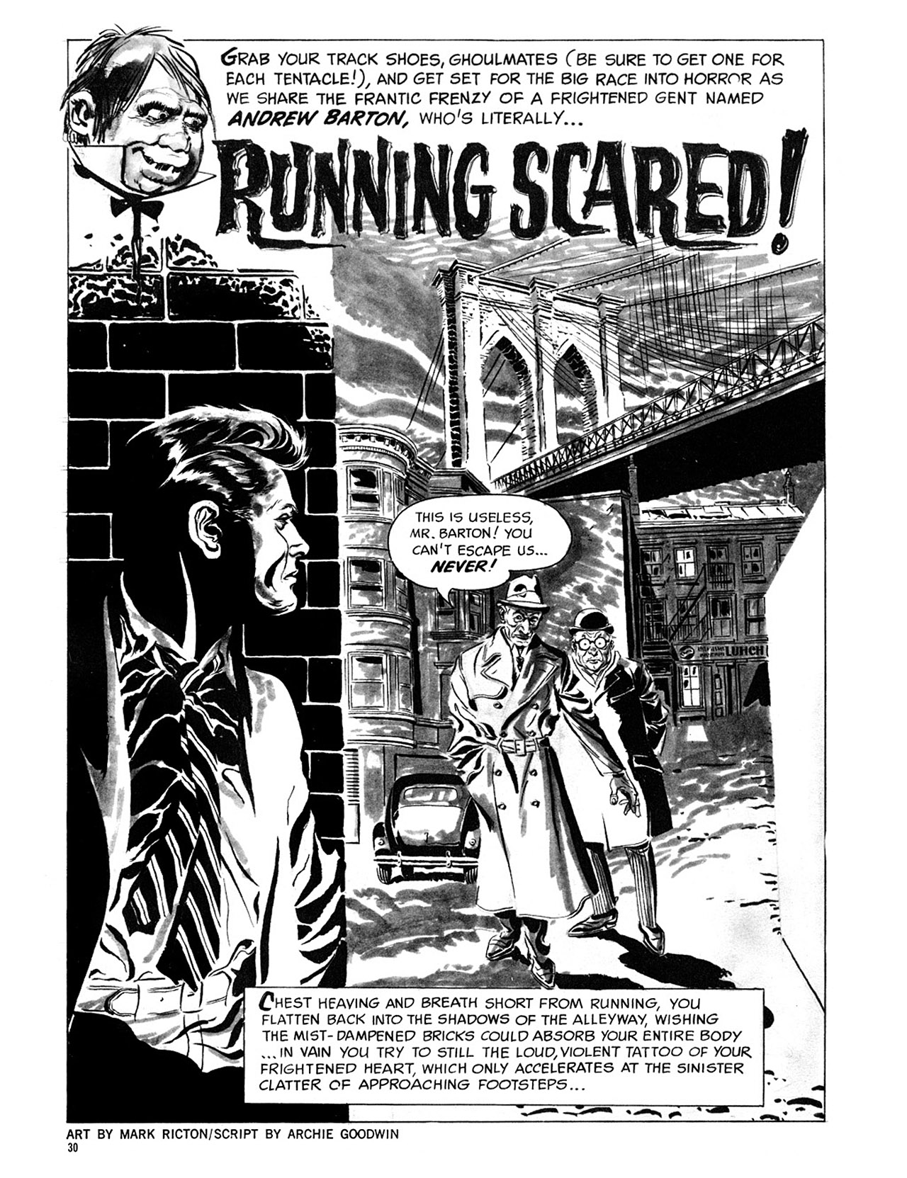 Read online Eerie Archives comic -  Issue # TPB 2 - 31