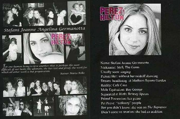 Lady Gaga early photos - 43 Photos | Curious, Funny Photos ...