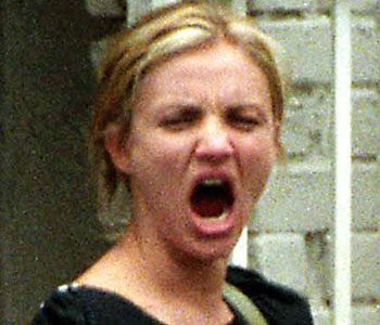 When Celebrity Open Mouths Looked Funny Some Of Them Little Bit Ugly