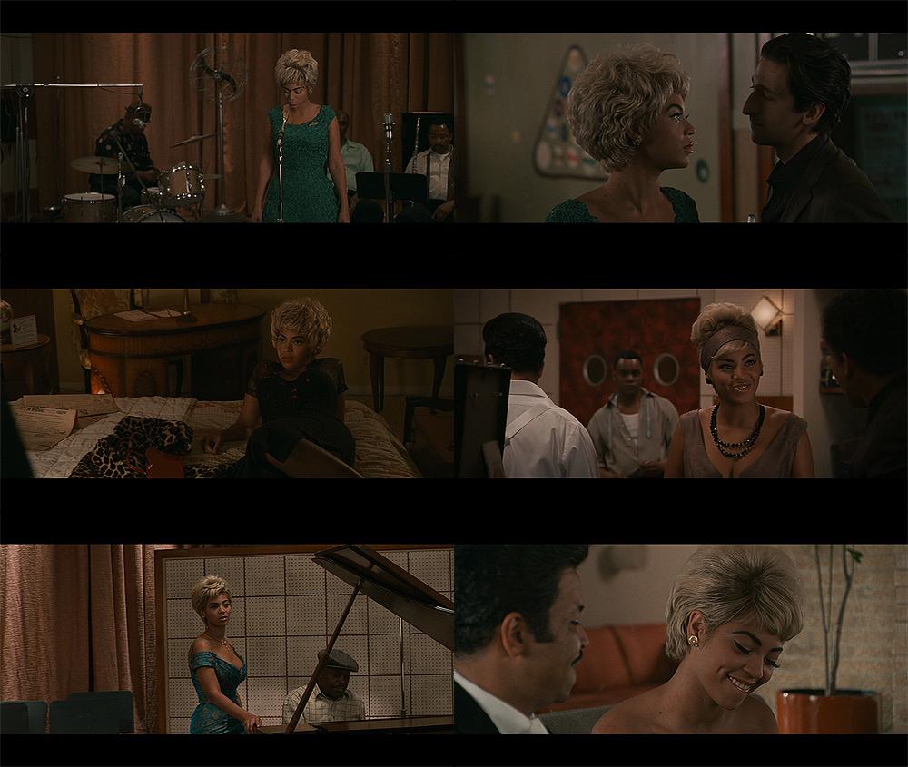 Andi B. Goode: Silver Screen Sunday {Cadillac Records}