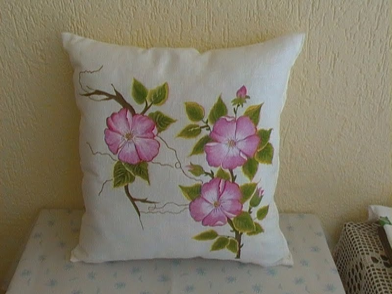 Flores Pintadas En Tela Great Fabric Red Hibiscus Floral On Cream