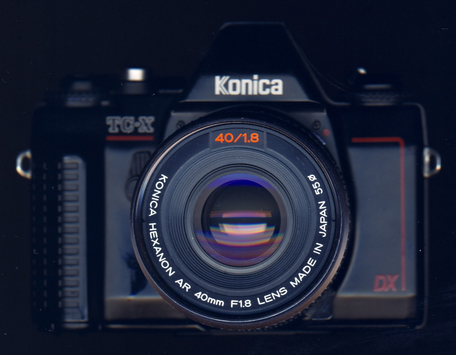 A few words about the Konica TC-X (with a 2014 updated bottom line)