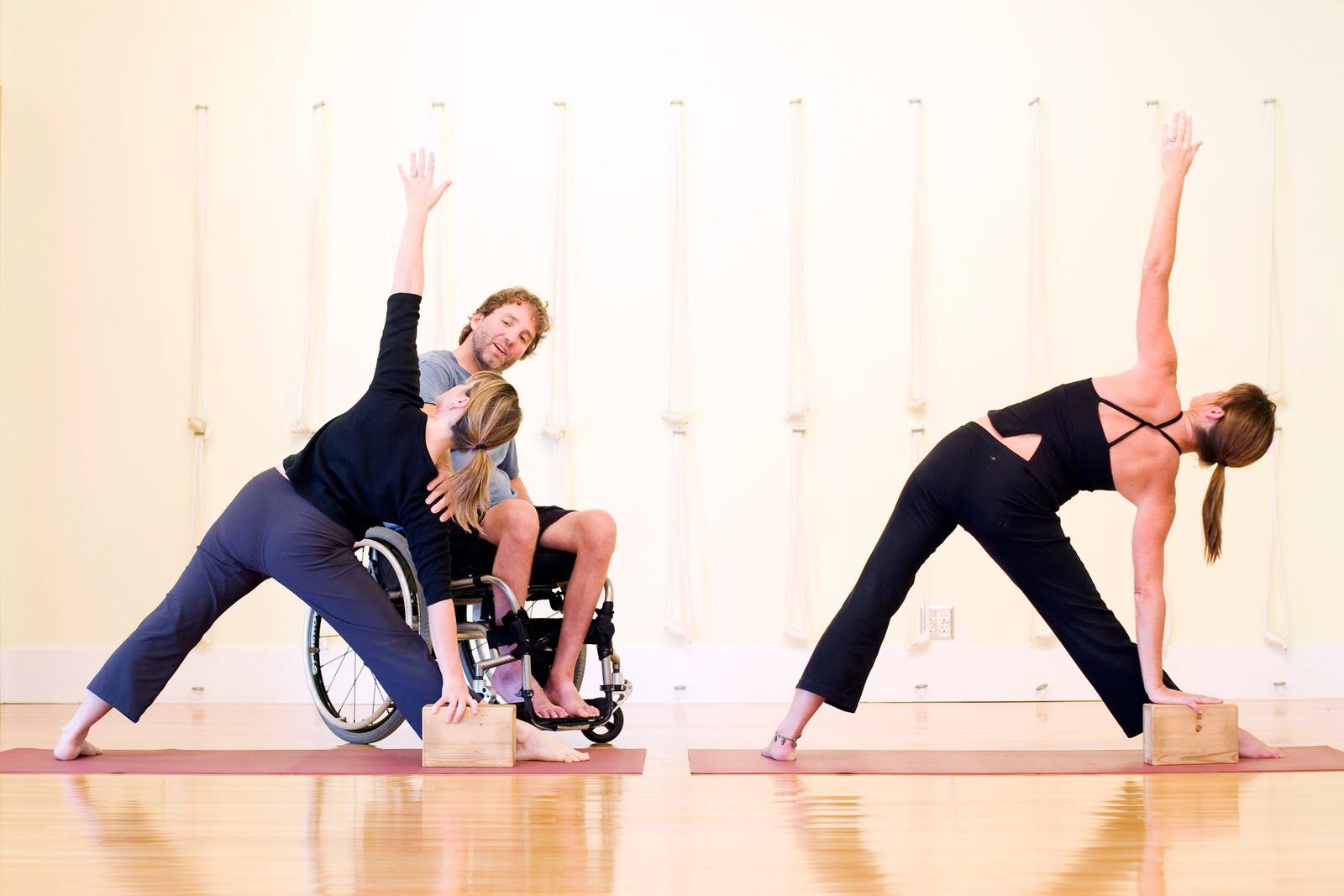 Harmony Yoga of Ann Arbor: Matthew Sanford - Paraplegic ...