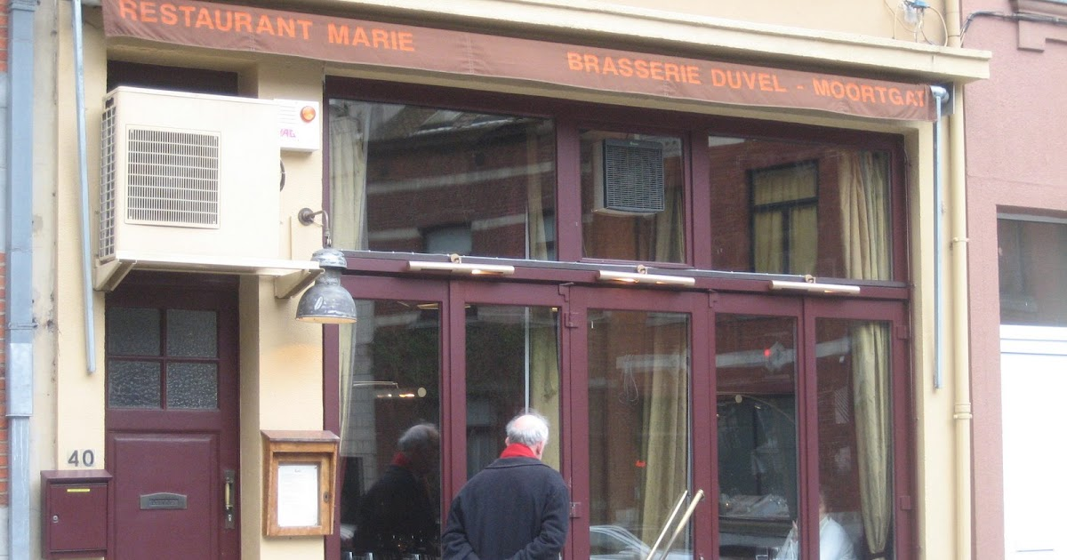 Restaurant Chez Marie Paris