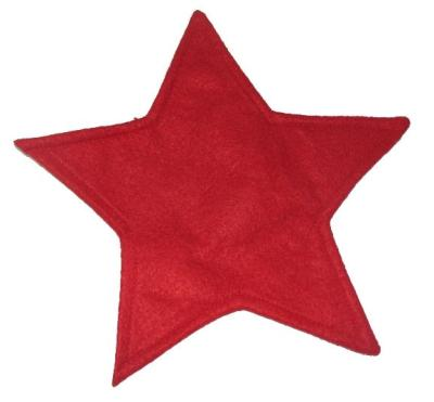 Estrela vermelha do pt