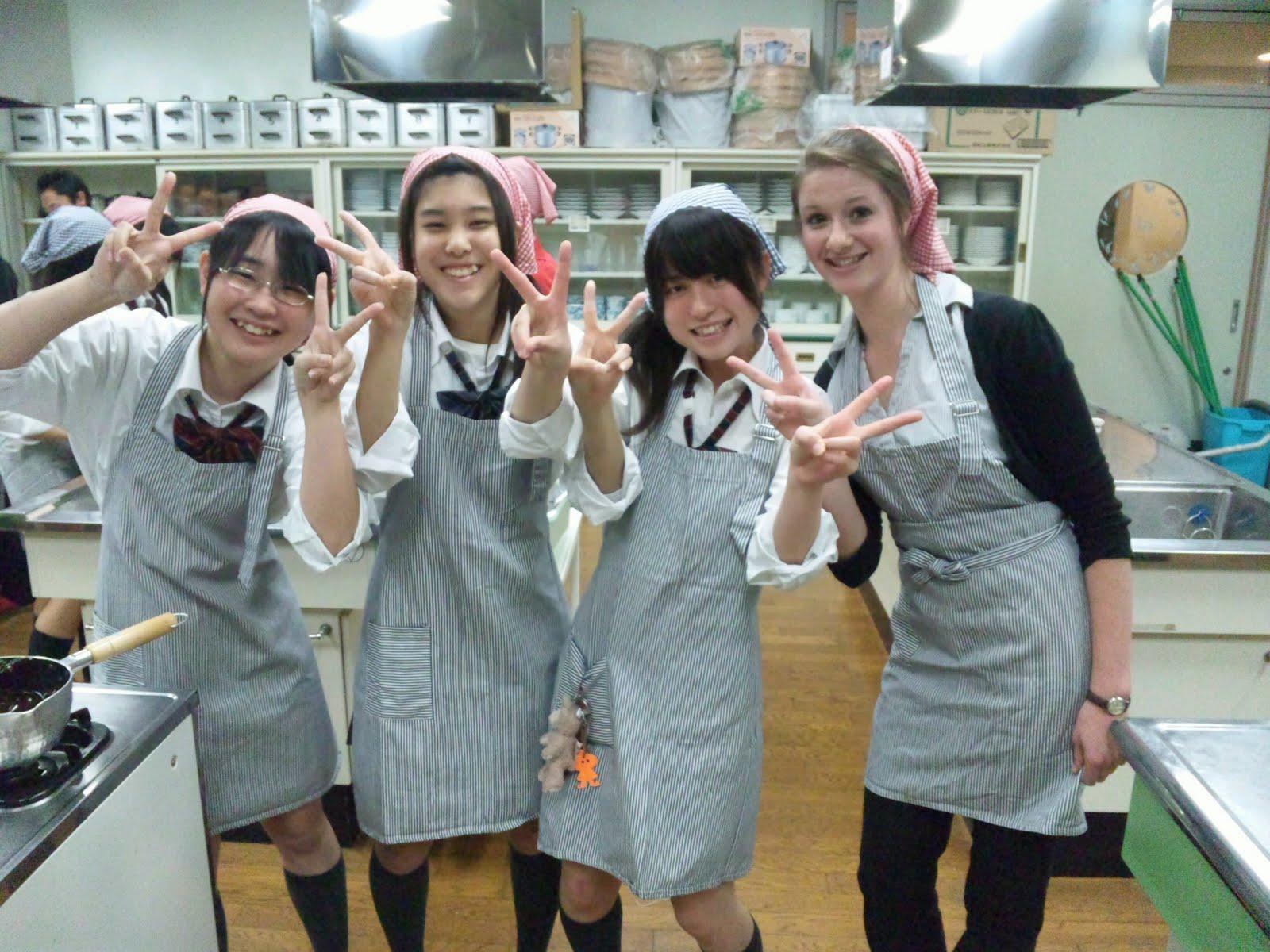 crossroads tavistock students in japan. Black Bedroom Furniture Sets. Home Design Ideas