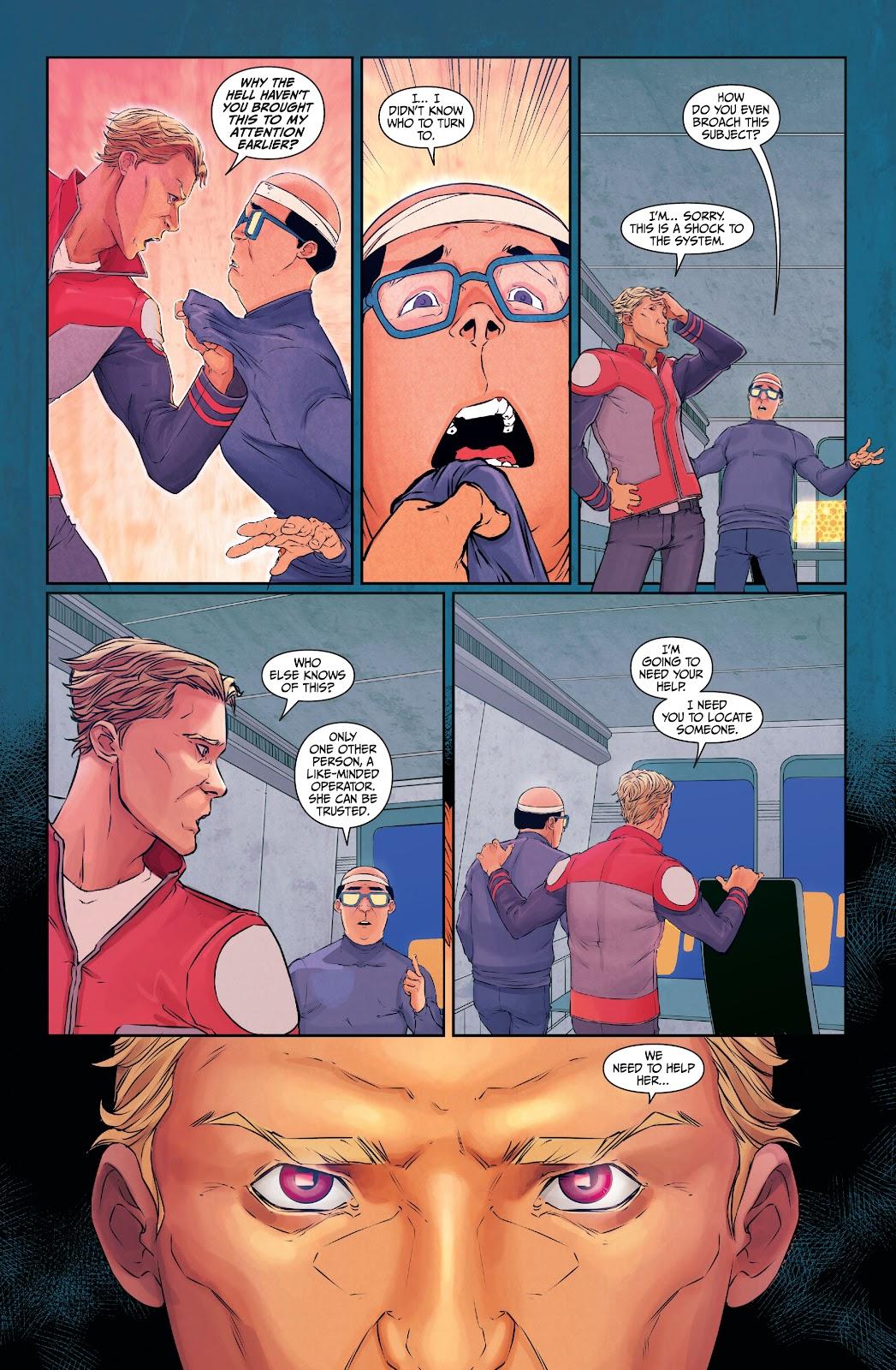 Exilium issue 6 - Page 5