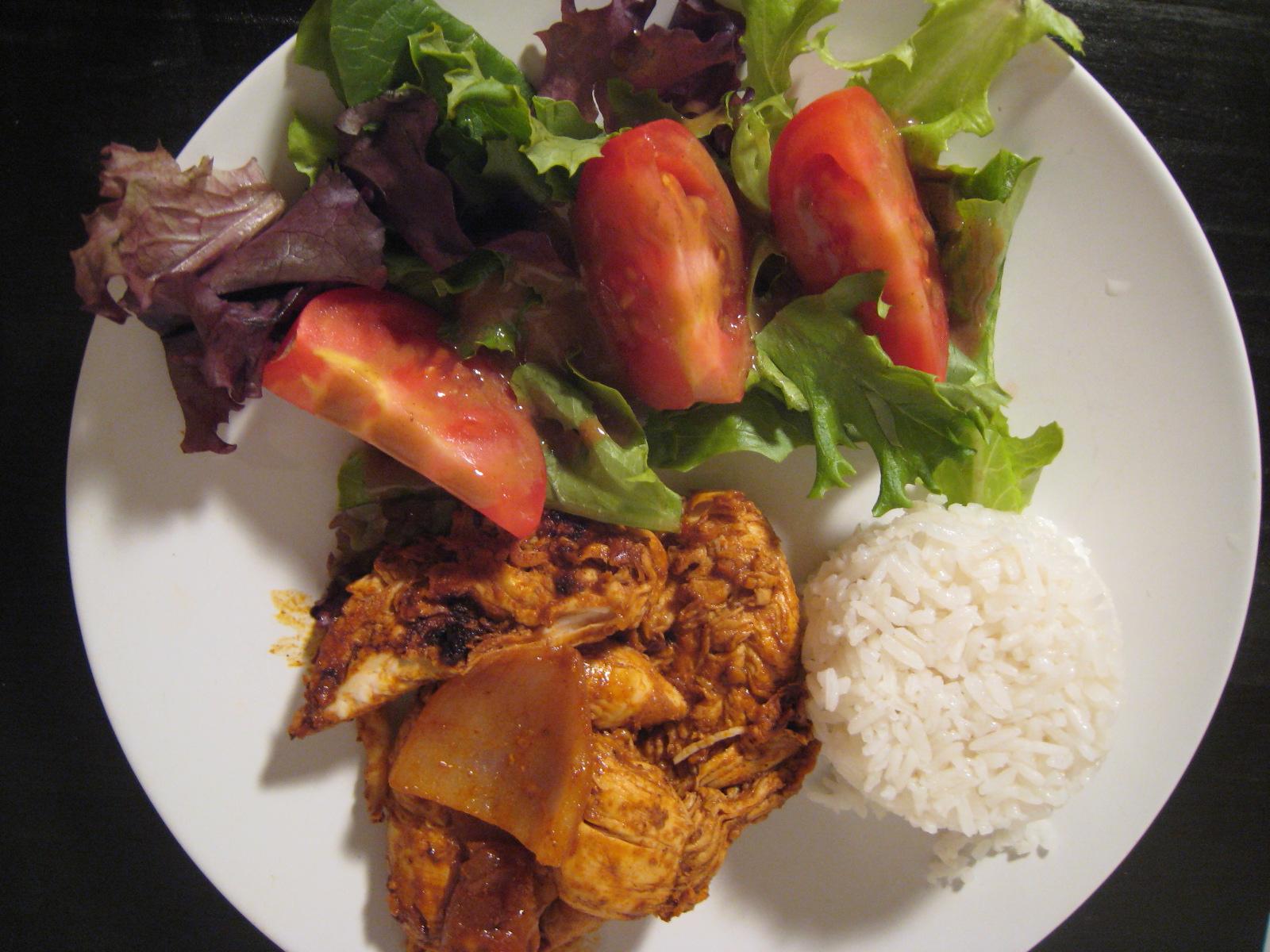 Jostage Kitchen Recipe For Peruvian Adobo Chicken With