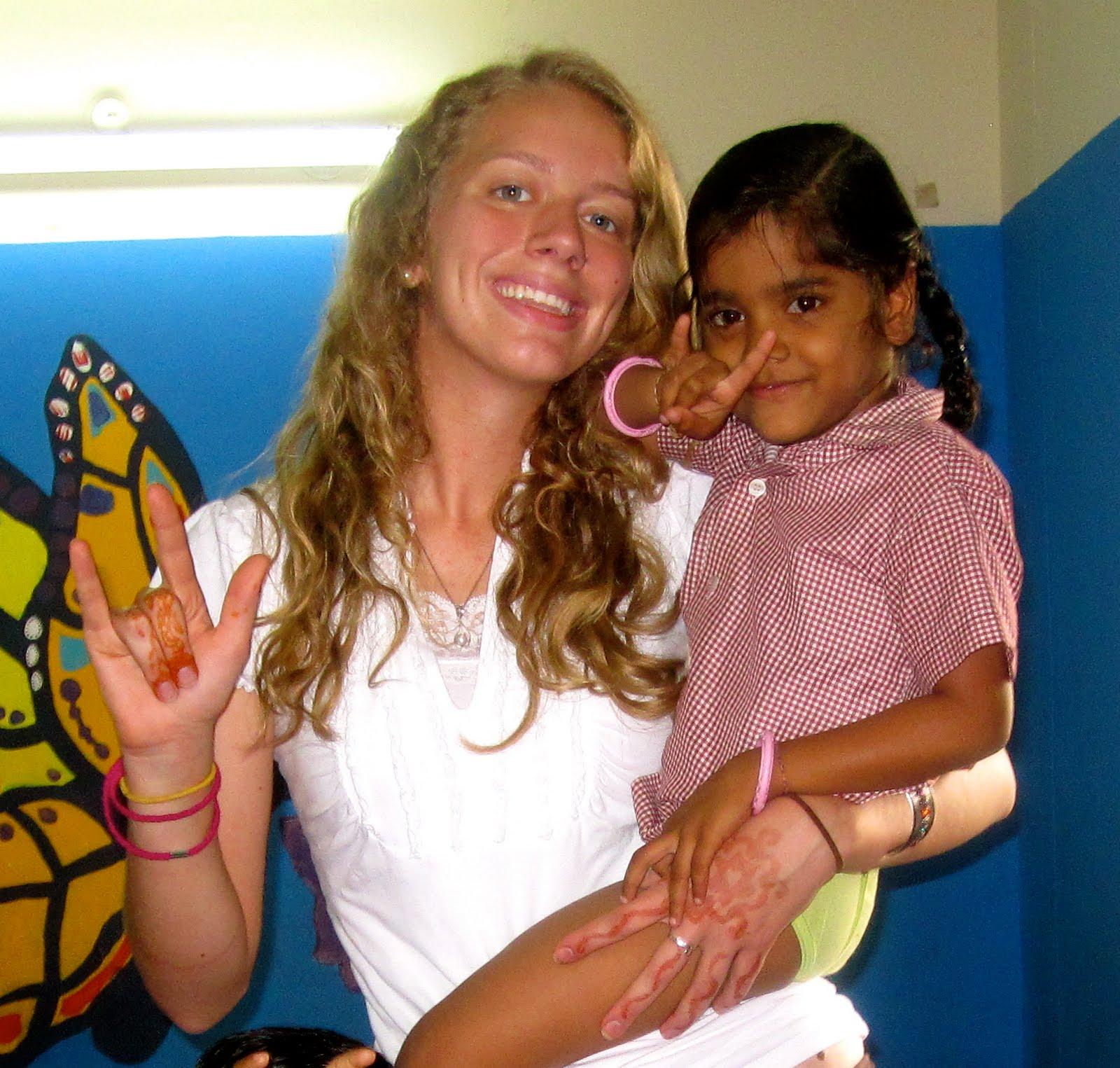 Diane's Trip To India: My Beautiful Little Sathya Priya
