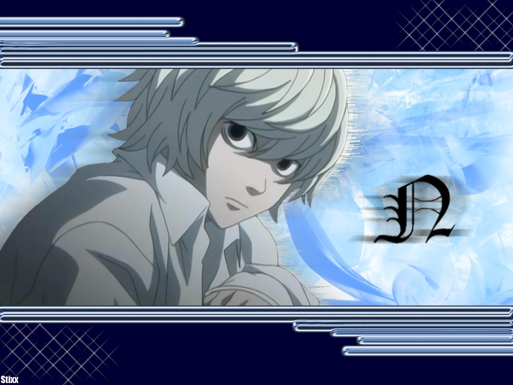 Kawaii Geko ~™: Death Note (personajes)