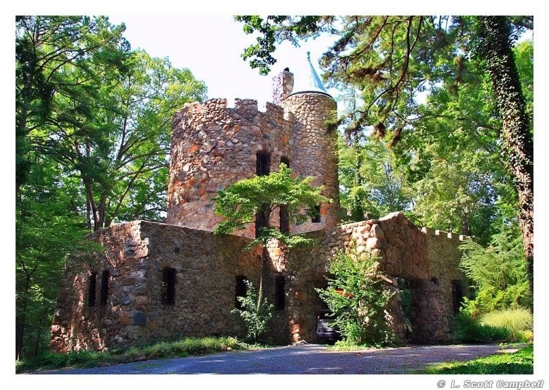 Gimghoul Castle: The History And Beginnings