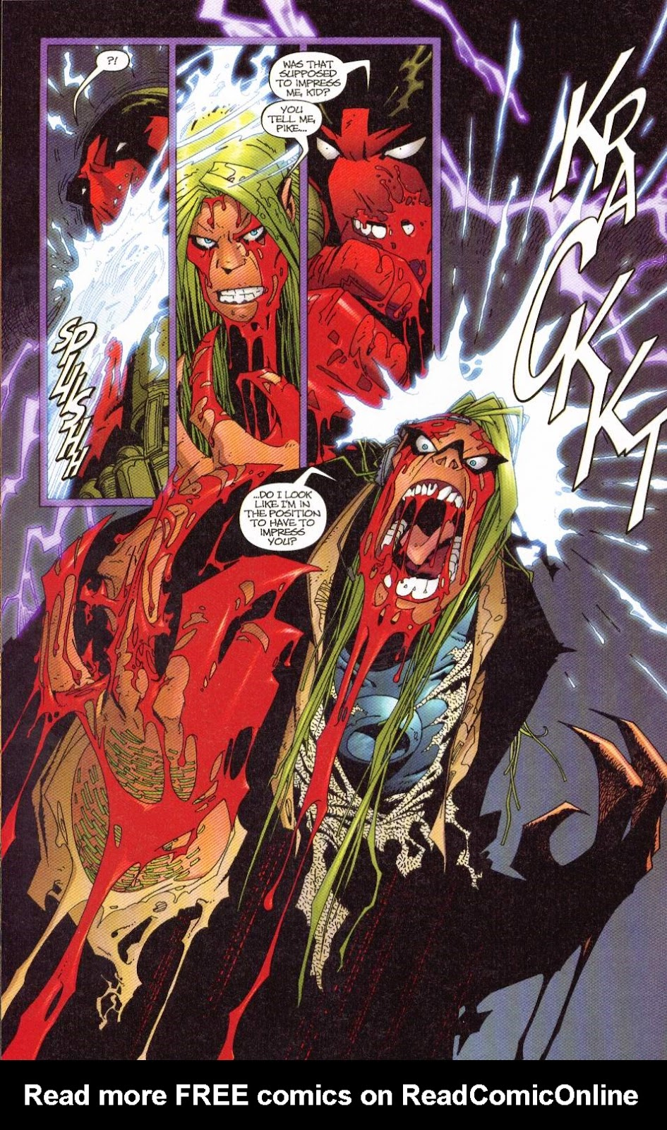 Wildcats (1999) Issue #7 #8 - English 19