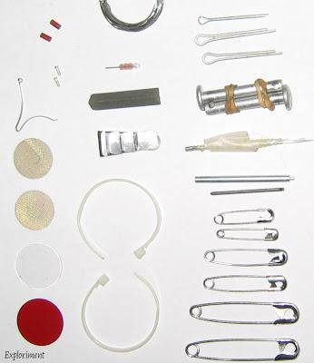Exploriment Repair Kit