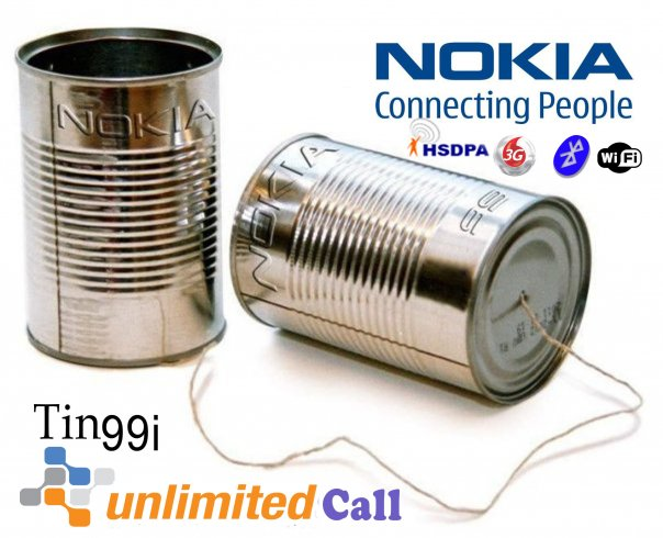 free calls from nokia : limited edition