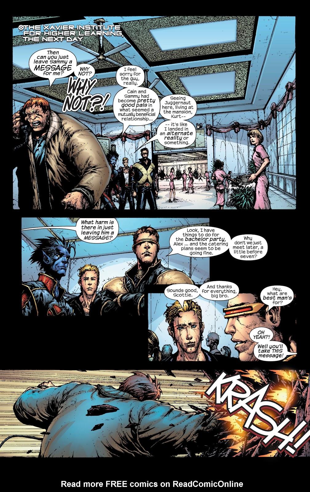 Uncanny X-Men (1963) issue 425 - Page 6