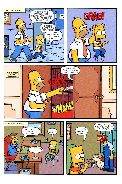 Read online Simpsons Comics comic -  Issue #202 - 25