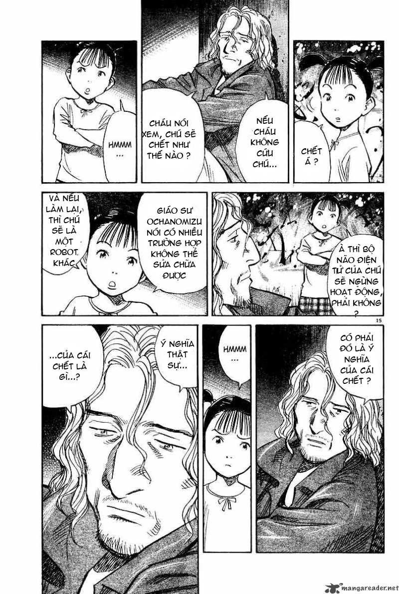 Pluto chapter 22 trang 16