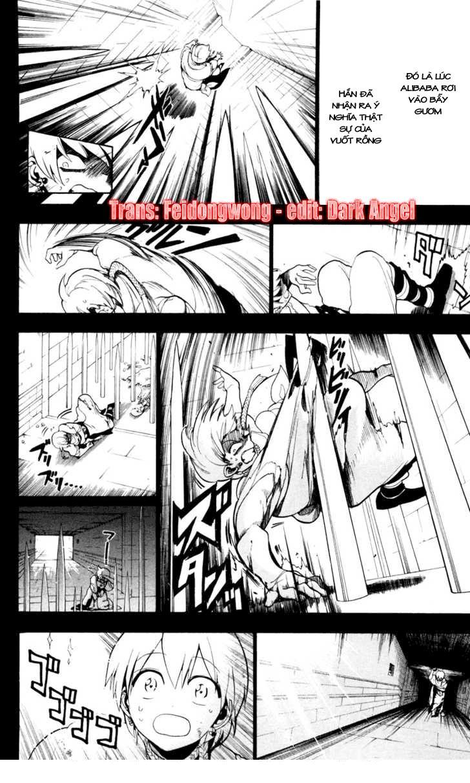 Magi The Labyrinth of magic chapter 11 trang 2