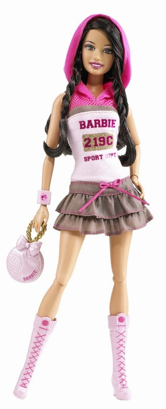 The Fashionomist The Hemline Index: Kerberoz & Barbie: Barbie Fashionistas