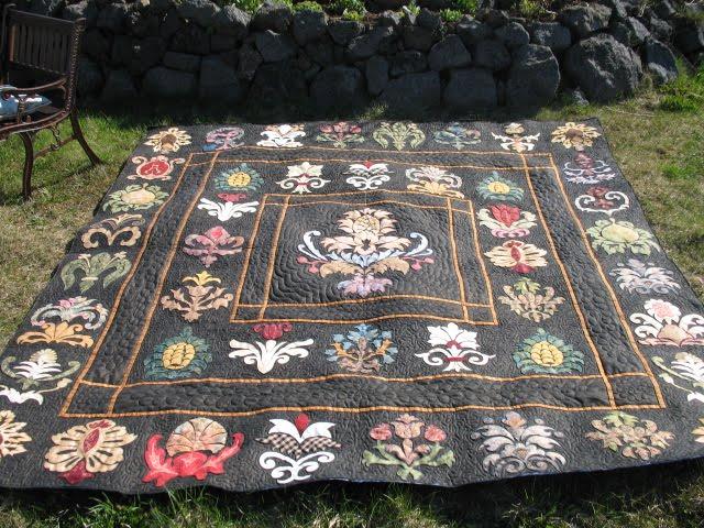 William Morris in Quilting: A Quilter and William Morris in Iceland : william morris quilt patterns - Adamdwight.com