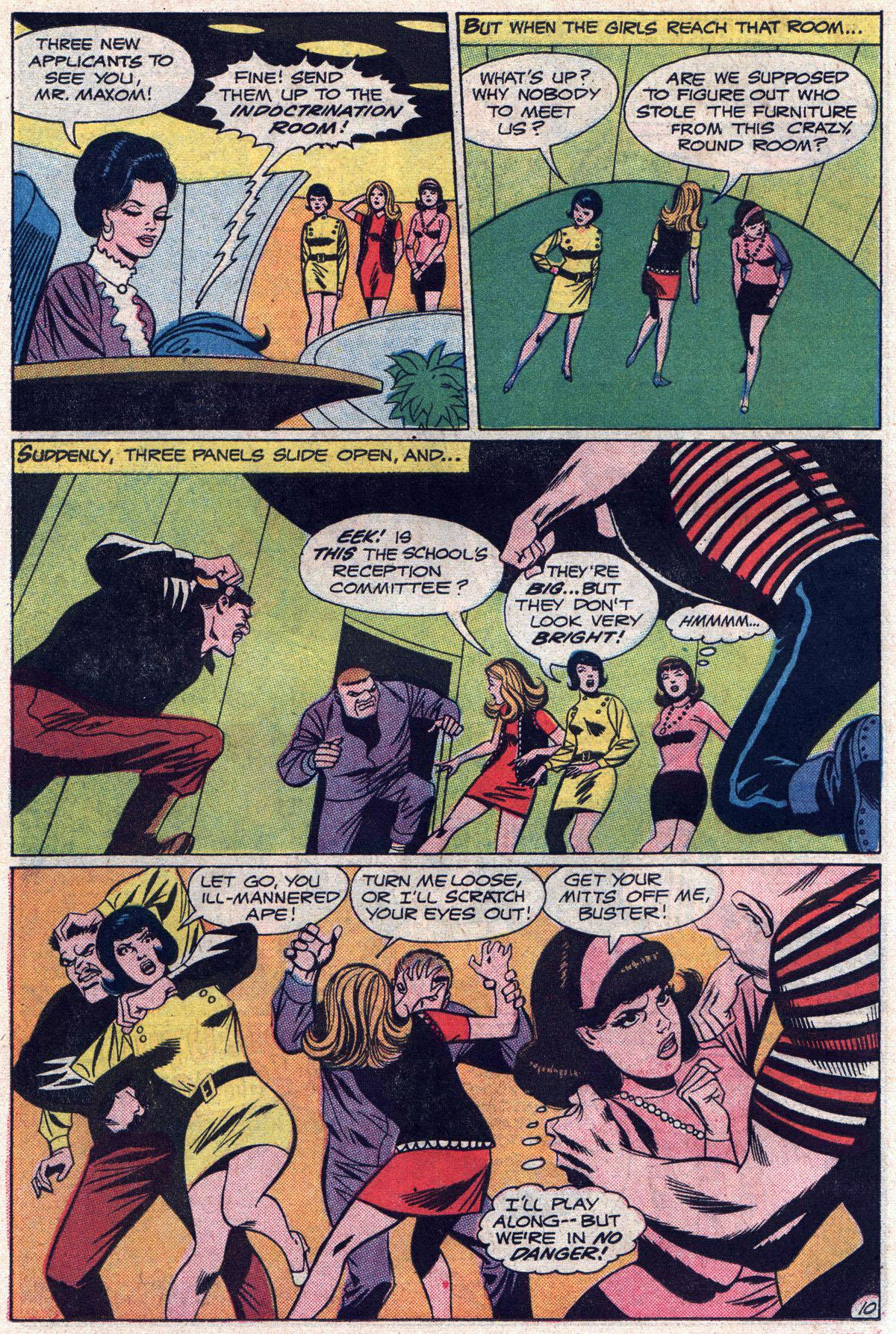 Read online Adventure Comics (1938) comic -  Issue #381 - 14