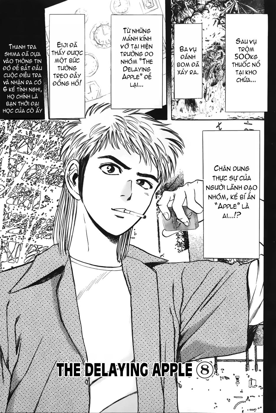Psychometrer Eiji chapter 20 trang 3