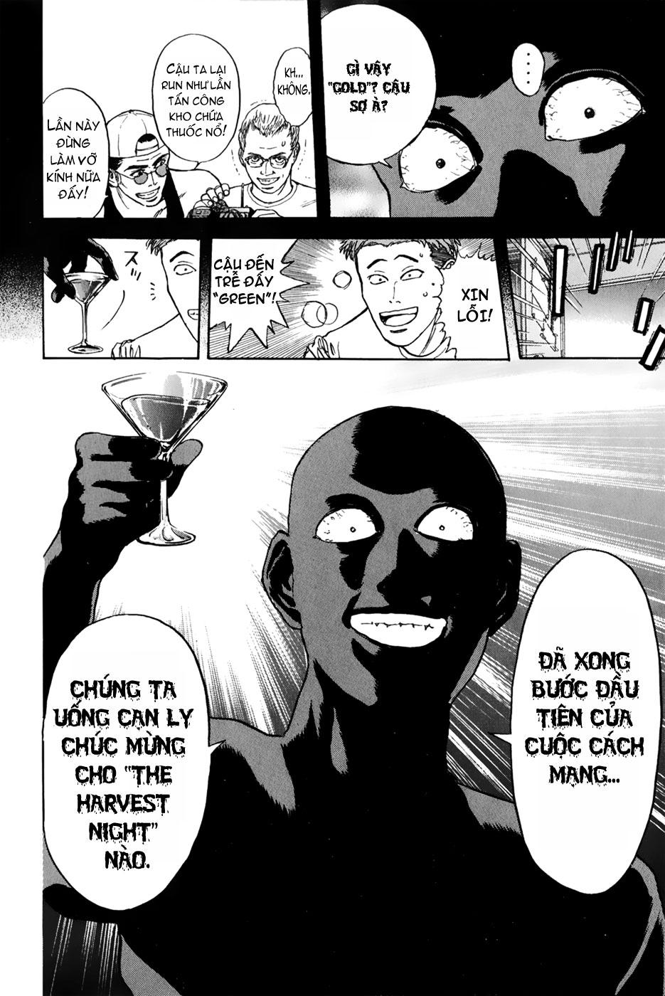 Psychometrer Eiji chapter 20 trang 6