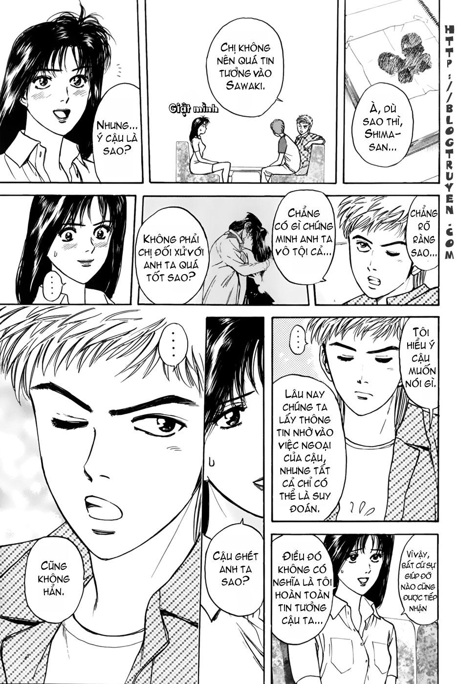Psychometrer Eiji chapter 20 trang 9