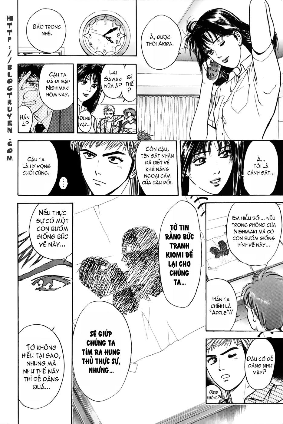 Psychometrer Eiji chapter 20 trang 8