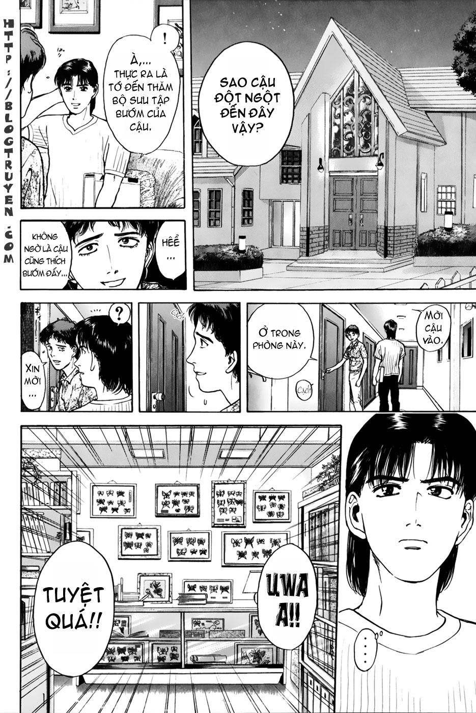 Psychometrer Eiji chapter 20 trang 10