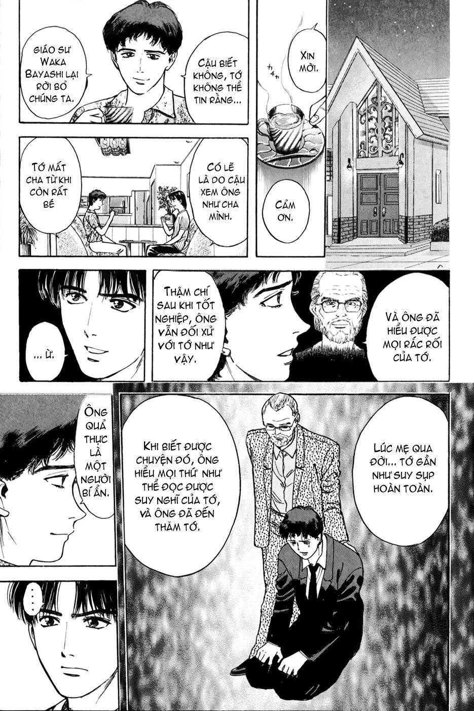 Psychometrer Eiji chapter 20 trang 15