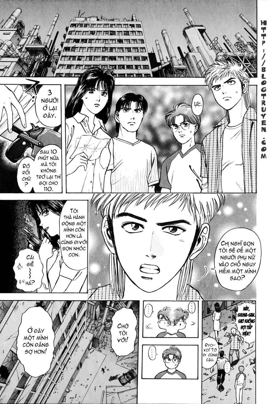 Psychometrer Eiji chapter 20 trang 19