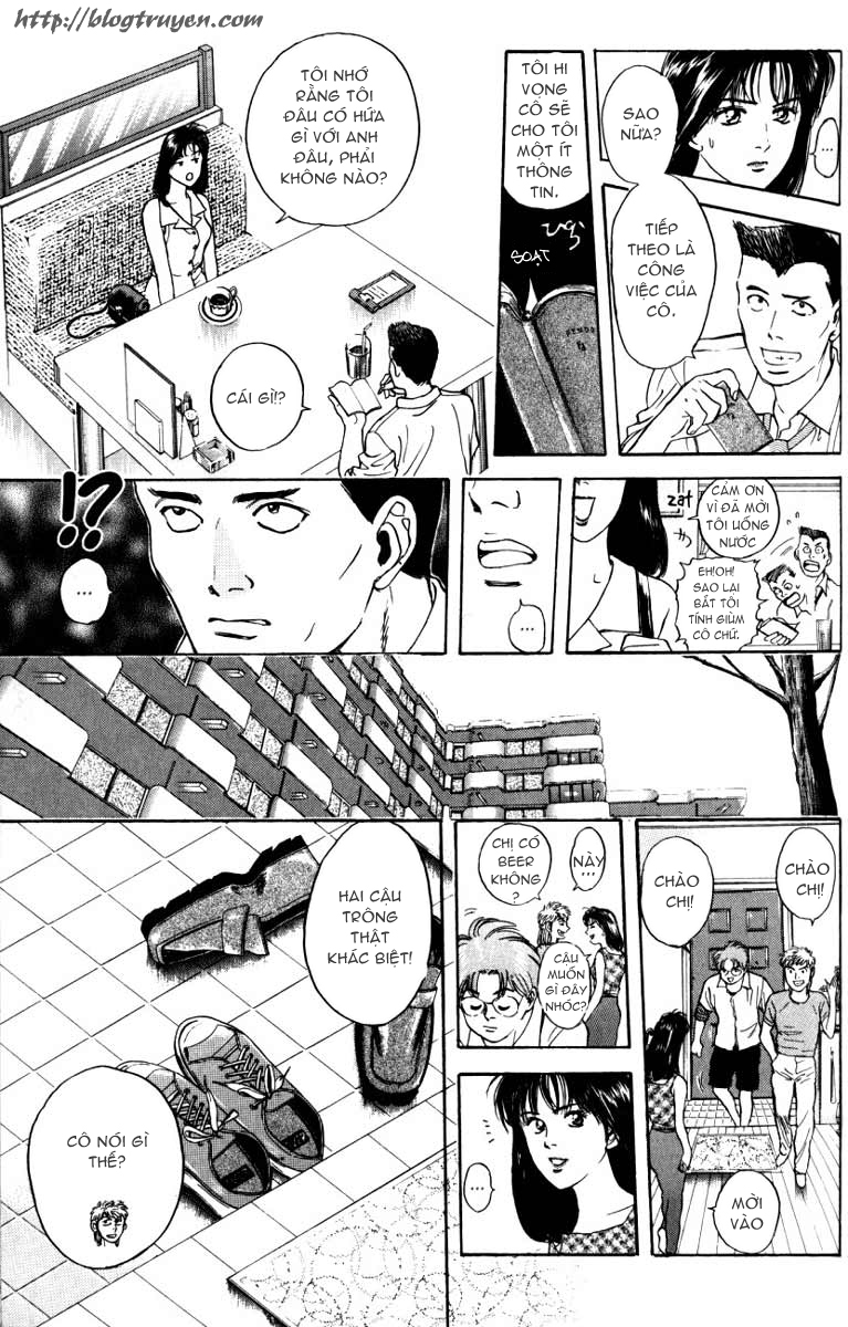 Psychometrer Eiji chapter 19 trang 9